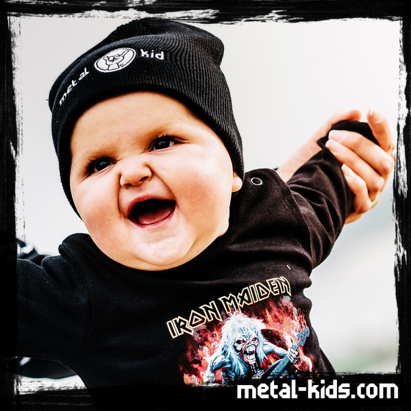 Iron Maiden (Fear Live Flame) - Baby T-Shirt